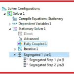 comsol-fully-coupled-segregated-direct-solver-iterative-linear