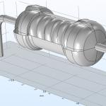 آموزش رایگان نرم افزار کامسول در مهندسی برق – شبیه سازی مقاومت الکتریکی
